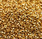 100pcs Tibetan Silvergoldbronze Spacer Beads Jewelry Findings 4mm E3080