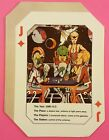 ALIEN POKER By WILLIAMS 1980 ORIGINAL PINBALL MACHINE SALES FLYER BROCHURE NOS