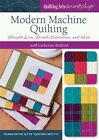 NEW Modern Machine Quilting with Catherine Redford DVD