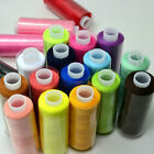 24 Lot Polyester Quilting Mixed Colors Hand 2016 Hot Sewing Thread Spool Machine