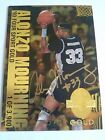 Alonzo Mourning 1992-93 Four Sport Gold Gold Ink Auto 3900
