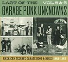 VARIOUS--Last of the Garage Punk Unknowns, Vol. 5-6-CD-Wet Paint-JonathanW/Orch