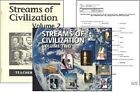Christian Liberty Streams of Civilization Vol 2 SET with answer key and tests