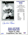 Pee Wee Reese Cards, Rookie Card and Autographed Memorabilia Guide 39
