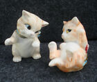 Fitz And Floyd Kitten Kaboodle Salt &Pepper Set New In Box (c) 2003