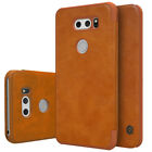 For LG V20 G6 Ultra Thin Smart Wakeup Sleep Flip Wallet Leather Pouch Cover Case
