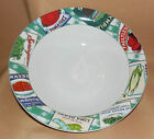 Vegetable Labels COUNTRY CUPBOARD Omnibus Fitz And Floyd SOUP BOWL