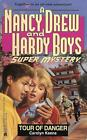 Tour of Danger Unread Condition 1 StEd Nancy Drew  Hardy Boys Super Mystery