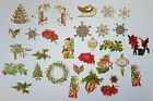 Anna Griffin Favorite Christmas Holiday Embellishment Stickers 30 pcs