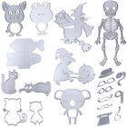 Metal Animal DIY Cutting Dies Stencils Scrapbooking Album Paper Card Craft Decor