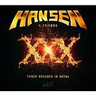 - KAI HANSEN and Friends XXX Three Decades In Metal CD ( Gamma Ray Helloween ) -