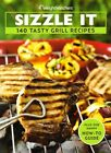 Weight Watchers  Sizzle It Cookbook Grilling Recipes Barbecue Grill diet plan