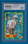 Top 20 Budget Football Hall of Fame Rookie Cards from the 1980s 31