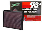 K&N 33-2129 Replacement Air Filter 1999-2018 Silverado Sierra 1500