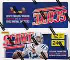 2016 Score Football MASSIVE Factory Sealed 24 Pack Retail Box with 288 Cards !