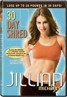 JILLIAN MICHAELS 30 DAY SHRED New Sealed DVD