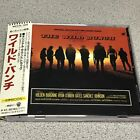 The Wild Bunch Jerry Fielding CD Soundtrack 1996 Japanese Import WPCR-786 w/ OBI