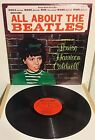 All About The Beatles US 1965 Louise Harrison Interviews ReCar Records LP VG
