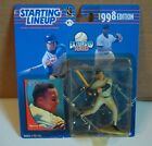 1998 Starting Lineup SLU ~ Moises Alou~ Houston Astros ~ Extended Series