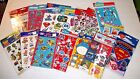 HUGE Lot 17 pks STICKERS TATTOOS  OTHER ALL BRAND NEW UNOPENED