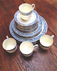 NORITAKE RANDOLPH PATTERN  (4)  PLACE SETTINGS - 20 PIECES - EXCELLENT CONDITION