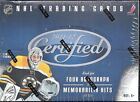 2011-12 Certified Factory Sealed Hockey Hobby Box Ryan Nugent-Hopkins AUTO RC?