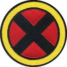 Official Marvel Comics X Men Wolverine Superhero Logo Iron on Applique Patch