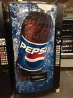 VENDO 540 9 SELECT CAN BOTTLE SODA ENERGY DRINK VENDING MACHINE PEPSI
