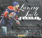 2010-11 Panini Luxury Suite Hockey 25