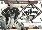 No New Rookie Players in 2012-13 Hockey Card Products - UPDATE 2
