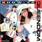 SHOW-YA-QUEENDOM +1-JAPAN SHM-CD Bonus Track F04