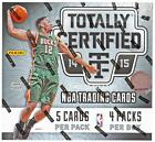 2014 15 PANINI TOTALLY CERTIFIED BASKETBALL HOBBY BOX - 4 HITS & 1 AUTO PER BOX!