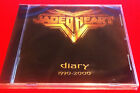 JADED HEART - DIARY 1990-2000 - NEW CD