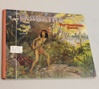 The Story of Hiawatha childs Put Together Book  1930 un cut Native American