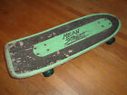 1986 Vintage Nash Mean Streetsi Skateboard Green  Complete VERY COOL