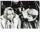 Jean Luc Godards Weekend original 8x10 photo Mireille Darc in scarf