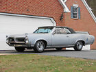 1966 Pontiac GTO 1966 PONTIAC GTO CONVERTIBLE MATCHING  TRI POWER PHS PROJECT