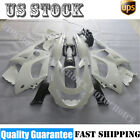 Unpainted White ABS Plastic Fairing Kits For YAMAHA YZF600R 97-07 01 02 03 04 05