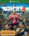 Far Cry 4 Limited Edition = NEW XB1-Game