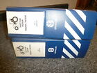 New Holland TN60VA TN75VA Tractor Original Shop Service Repair Manual Binder Set