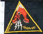 VIETNAM WAR ERA, US ARMY BCND SPECIAL FORCE MISSION THAM-SAT PATCH