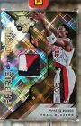 2015-16 Black Box Totally Certified Scottie Pippen 3 COLOR PATCH TRUE 1 1