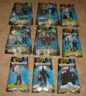 9 VAN HELSING MOVIE DELUXE FIGURE LOT JAKKS DRACULA WOLFMAN FRANKENSTEIN NEW MOC