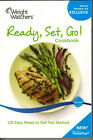 Weight Watchers Ready Set Go  New PointsPlus 2010 Deluxe Member Kit cookbook