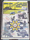 1929 RUSSIAN SOVIET AGRICULTURE  INDUSTRY PHOTO MONTAGE PROPAGANDA POSTER