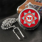 Devon and Somerset Fire and Rescue Service Pocket Watch