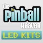 Party Zone pinball. Complete LED Kit
