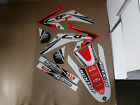 FLU  DESIGNS PTS3  GRAPHICS HONDA  2008-2014 CRF150 CRF230 CRF150F CRF230F CRF