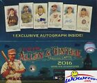 2016 Topps Allen & Ginter X EXCLUSIVE Factory Sealed HOBBY Box-AUTOGRAPH