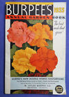 1935 Burpees Annual Garden Book Catalog Seeds Vegetables Flowers